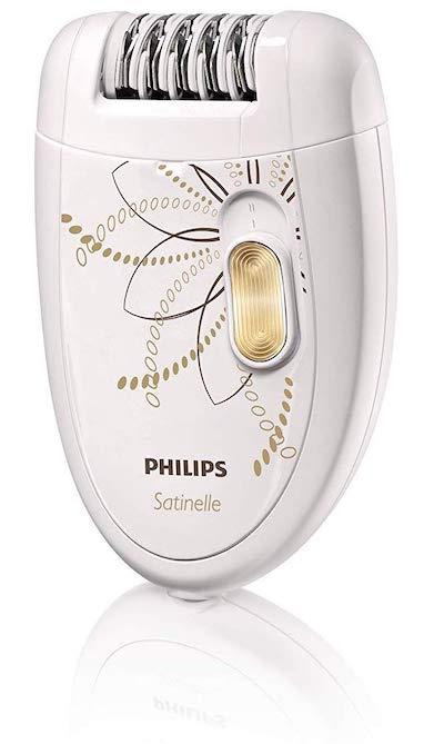 Un épilateur électrique pas cher proposé par Philips