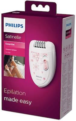 Avis épilateur électrique Philips HP6420