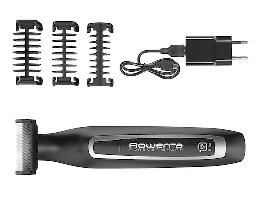 Notre test sur la tondeuse à barbe Rowenta TN6010F4