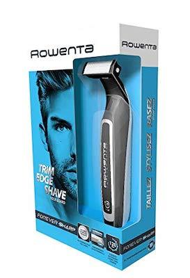 Le coffret de la tondeuse à barbe Rowenta Forever Sharp