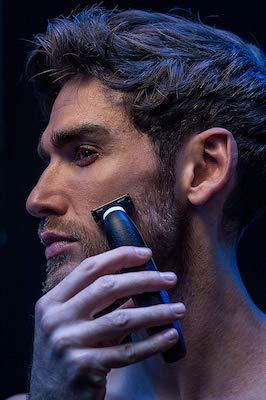 Le fonctionnement de cette tondeuse à barbe Rowenta
