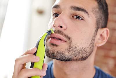 Le rasoir Philips OneBlade permet de styliser les contours