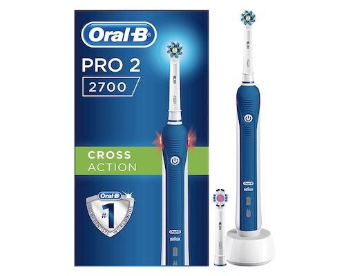 Test de la Oral-B Pro 2 2700