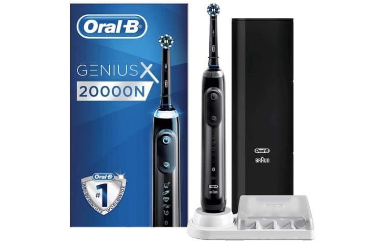 Test de la Oral-B Genius X