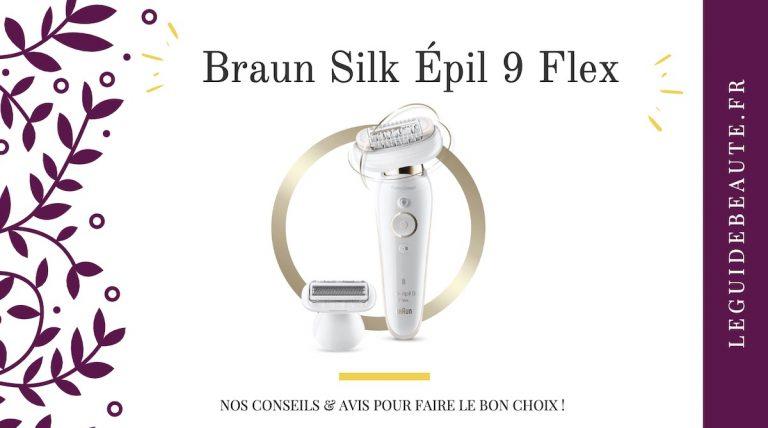 Test du Braun Silk-épil 9 Flex